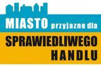 Logo Miasto Sprawiedliwego Handlu