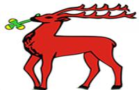 Grafika z jeleniem - link do Rady Działalności Pożytku Publicznego