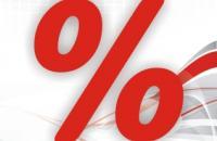 Duży czerwony znak % - link do artykułu o zniżkach, rabatach z JKRD