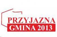 logo przyjazna gmina 2013
