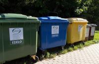 Gniazdo zbiórki odpadów